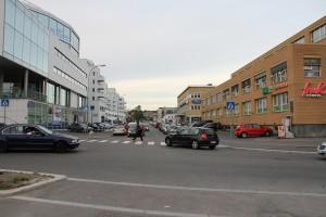 Trafikk på Ensjø 002