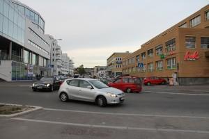 Trafikk på Ensjø 007