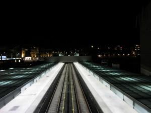 Ensjø tbanestasjon okt 2013