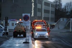 Gatevask og borttauing på Ensjø 003