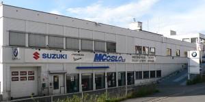 Oslo MC butikken