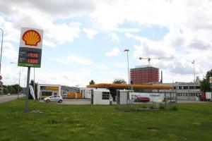 Shell grenseveien