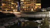 Etter en liten kveldstur så kan jeg konstatere at Bymiljøetaten i det skjulte har gitt oss som bor på Ensjø en tidlig julegave. De har satt ekte bekkevann på […]