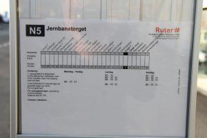 Ensjø torg Utsiktskvartalet og nattbuss 002