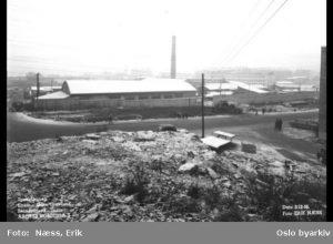 Ensjø tbane 1958a