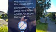 Oslo kommune ved Bymiljøetaten har nå satt opp skilt ved Hovinbekken og Teglverksdammene med 3 advarsler. Ikke mat dyrene, ikke bade og ikke gå på isen. De to siste […]