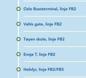 Flybussen FB2