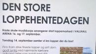 Ensjø aktuell informasjon har flere ganger skrevet om Hasle skoles musikkorps sine loppemarkeder og nå forberedes det neste store loppemarkedet som blir 16 og 17.september. Men for at det […]