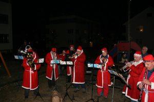 Jul-på-Malerhaugen