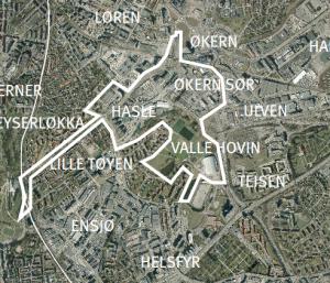 Planprogram for Hasle
