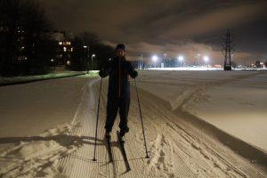 Skispor på Valle feltet (10)