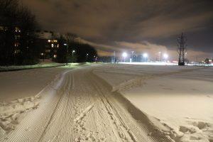 Skispor på Valle feltet (2)