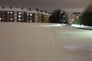 Skispor på Valle feltet (4)