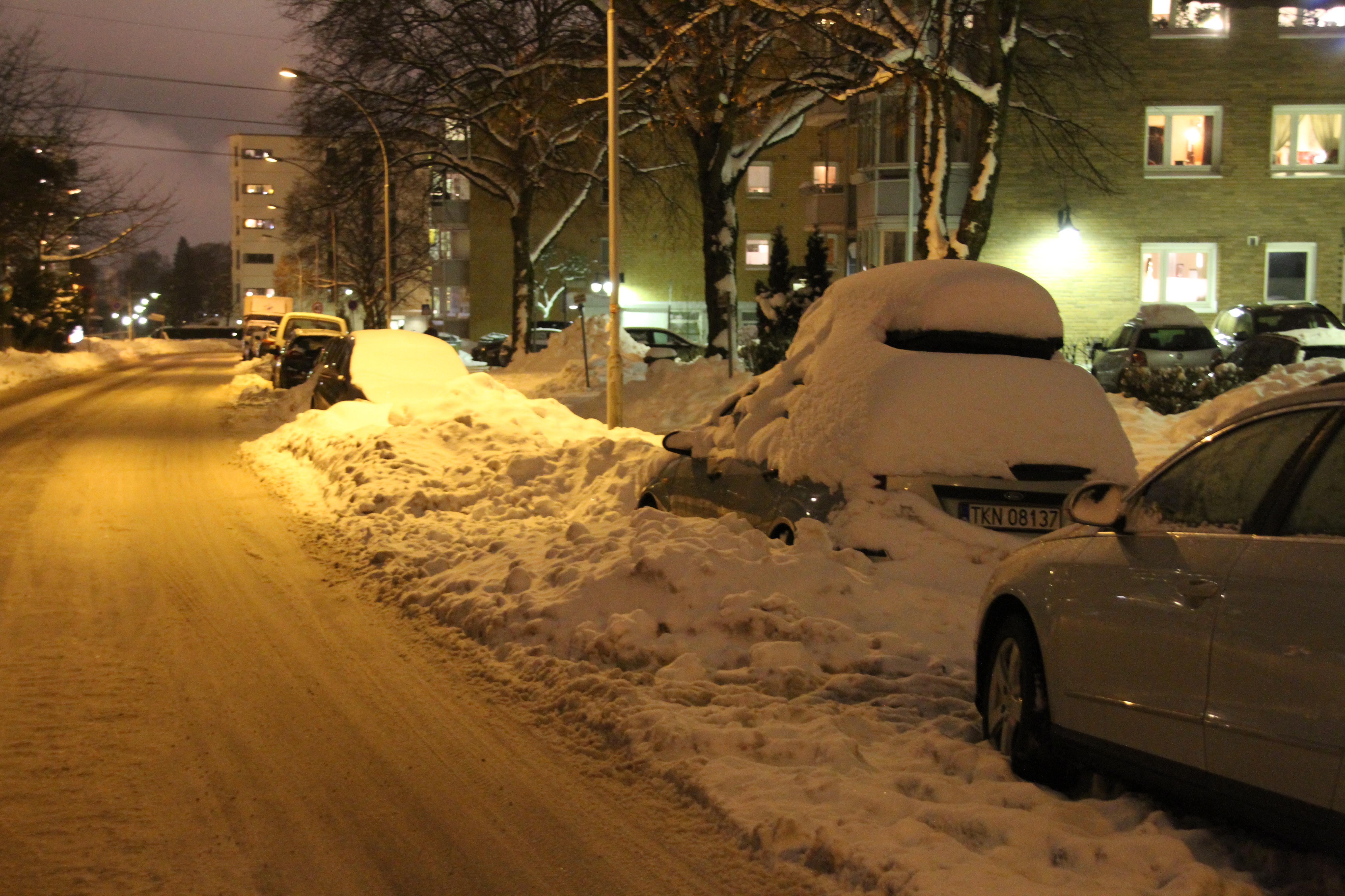 handicap parkering oslo kommune