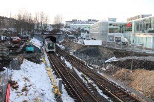Ensjø tbane stengt (15)