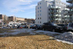 Parkering på Ensjø (9)