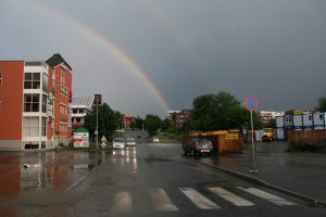 oversvømmelse ensjø 3 juli 09 047