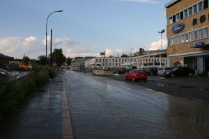 oversvømmelse ensjø 3 juli 09 051