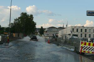 oversvømmelse ensjø 3 juli 09 069