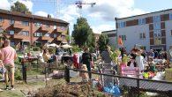 Naboene på Malerhaugen hadde lørdag sommermarked. Malerhaugen ligger som en lite grønn oase på Ensjø, mellom Ensjøveien og Helsfyr. Området består av mange vernede hus som skaper et trivelig […]