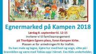 Lørdag 8. september er det nok en gang Egnermarked på Kampen, et familiearrangement på ThorbjørnEgnerplass utenfor Kampen kirke. Arrangementet varer fra kl. 12.00 til kl. 15.00. Så tenker du […]