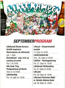 lillekampen september 2018