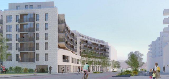 Ensjø aktuell informasjon skrev i oktober 2018 om Selmer eiendoms planer om å bygge boliger på eiendommen Gladengveien 3-7. Dette er den eiendommen der Ford på Ensjø holder til. […]