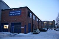 Levahn mekaniske verksted  Rolf  Hofmos gate 20