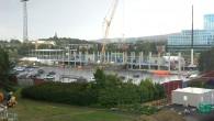 Ensjø Aktuell Informasjon har skrevet mye om plan fasen til Vålerenga stadion, men nå er byggingen i gang. Jeg har fått til sendt noen bilder fra Jonas Helgeneset som […]