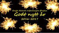 Ensjø Aktuell Informasjon ønsker alle et riktig godt nytt år! Ett lite tilbakeblikk forteller at bloggen har vært virksom i snart 8 år og det har det blitt lagt ut […]