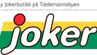 I dag har butikksjef Camilla i Joker Tiedemannsbyen stått med rød løper og kake til alle som har tatt turen innom Ensjø sin nyeste dagligvarebutikk.Joker Tiedemannsbyen er lokalisert i […]
