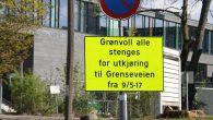 Det har de siste dagene kommet opp skilter om at Grønvoll allè på Ensjø / Helsfyr stenges for utkjøring i Grenseveien. Det et tre skilter som er satt opp […]