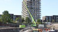 Det er i forbindelse med byggestart i boligprosjektet Tiedemannsparken man har startet opp med spuntarbeider. Det vil si at man setter store metallplater ned i bakken for å kunne […]