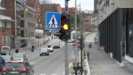 Tirsdag 25.februar ble trafikklysene i krysset Ensjøveien/Gladengveien satt opp. Arbeidet har pågått de siste tre månedene. Det har vært en del gravearbeider og legging av kabler og i dag ble […]