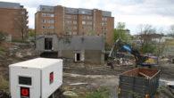 Da er arbeidene i gang med å rive det gamle trykkeriet som holdt til i Malerhaugveien 28, som så mye annet på Ensjø, så skal det bygges boliger på tomta. […]