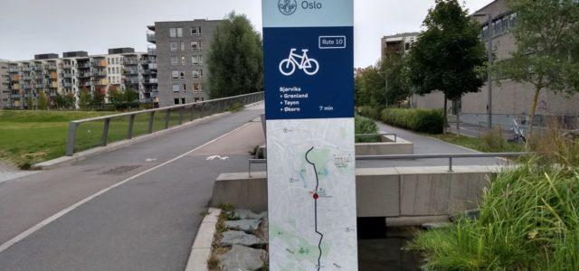 Hvis du sykler på Ensjø og bruker turvei D2, så har du kanskje lagt merke til at det flere steder har kommet opp nye informasjonsskilt på denne turveien. Ett av […]